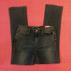 NWOT Mossimo Mid Rise Curvy Bootcut Jeans